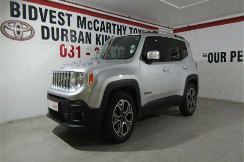 Jeep Renegade 1.4 TJET LTD 2015