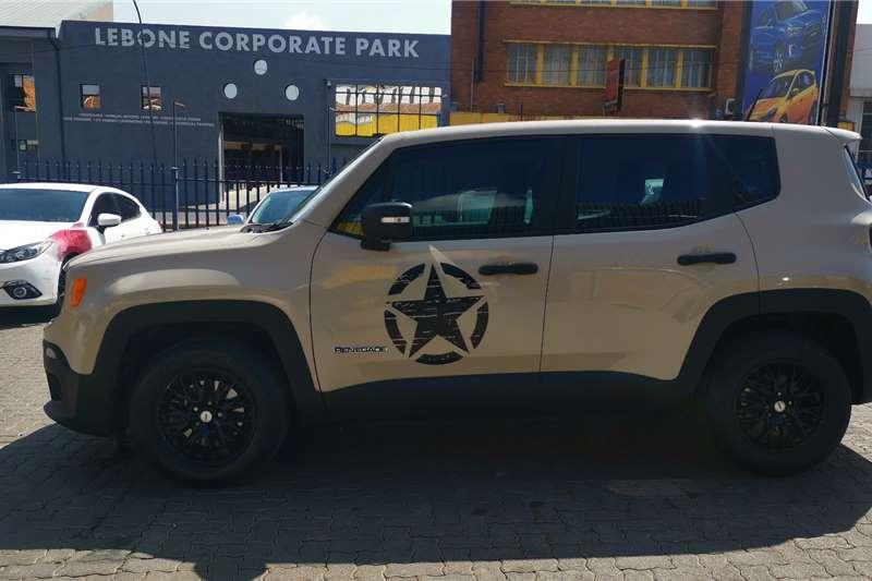 Used 2016 Jeep Renegade RENEGADE 1.4 TJET SPORT