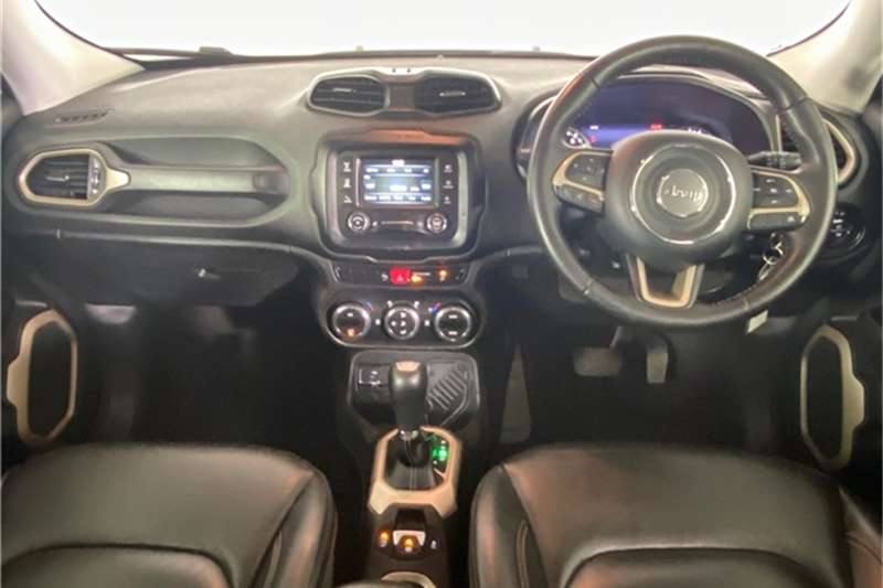 2016 Jeep Renegade Renegade 1.4L T 4x4 Limited
