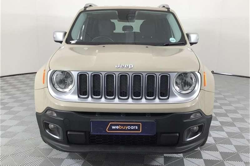 Jeep Renegade 1.4L T Limited 2015