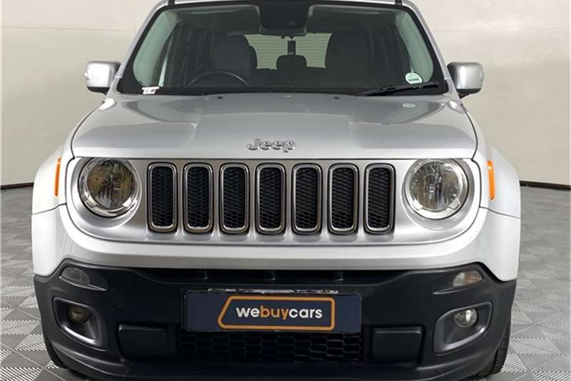 2015 Jeep Renegade Renegade 1.4L T Limited
