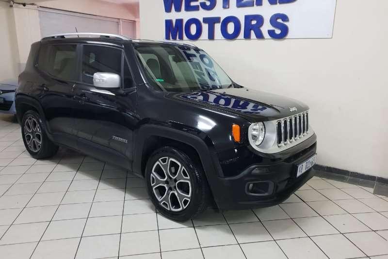 Jeep Renegade 1.4L T Limited 2016