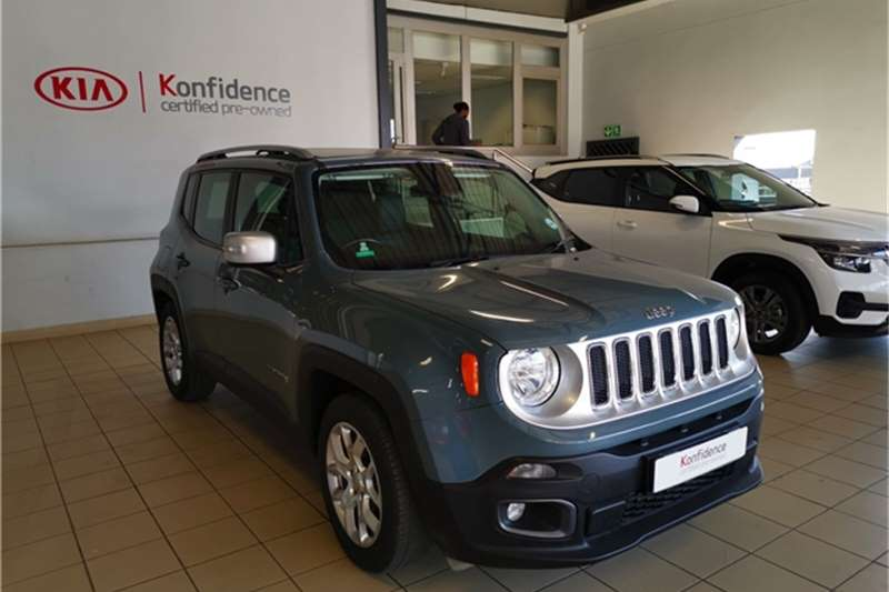 Jeep Renegade 1.4L T Limited 2016