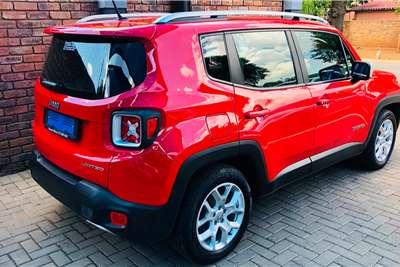 Jeep Renegade 1.4L T Limited 2017