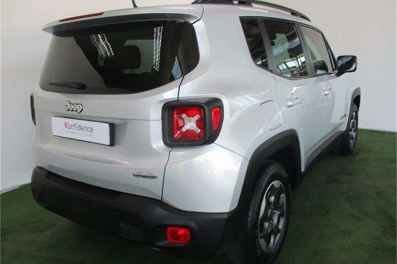 Jeep Renegade 1.4L T Limited auto 2016