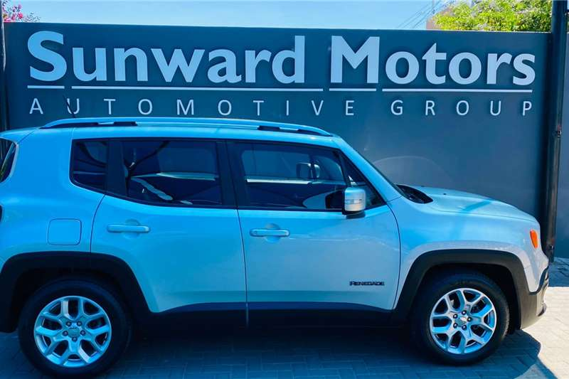 Used 2016 Jeep Renegade 1.4L T Limited auto
