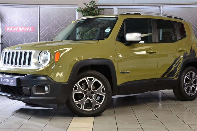 Jeep Renegade 1.4T TJET Limited 2015