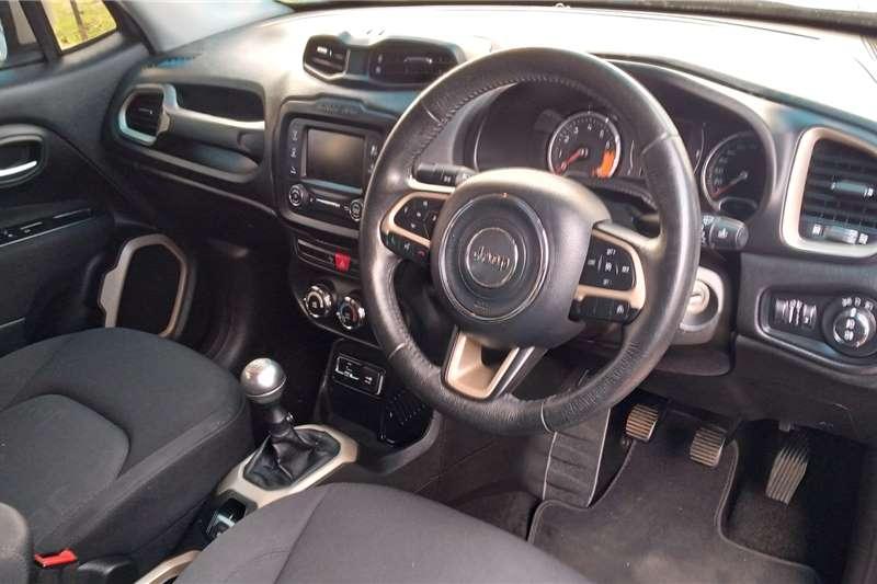 Jeep Renegade 1.6 E TORQ LONGITUDE 2015