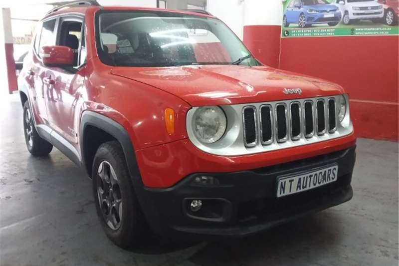 Jeep Renegade 1.6 MJET LTD 2017