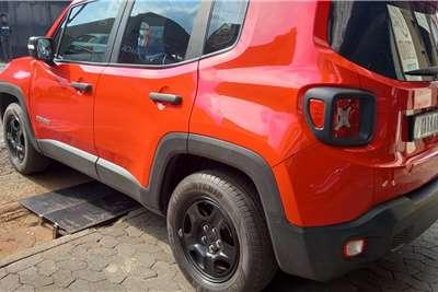 Used 2017 Jeep Renegade 1.6L Longitude
