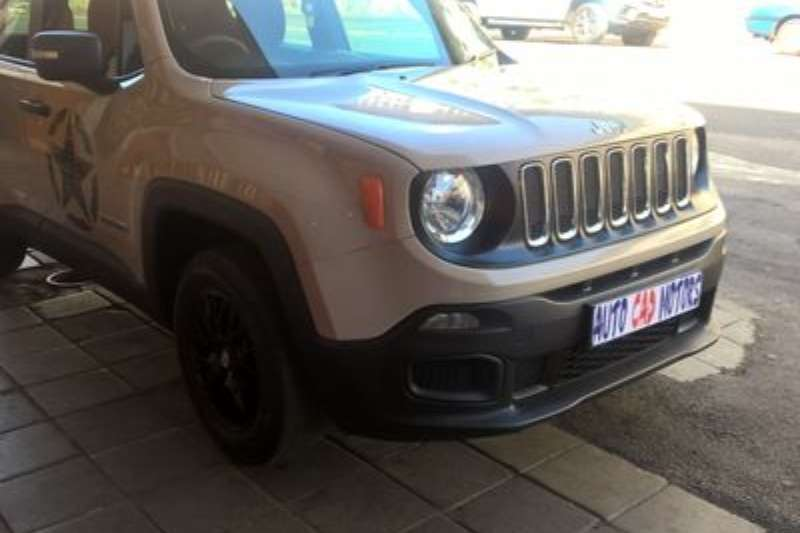 Used 2016 Jeep Renegade 1.6L Multijet Limited
