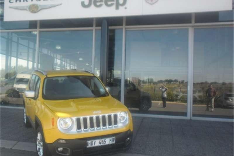 2015 Jeep Renegade 1