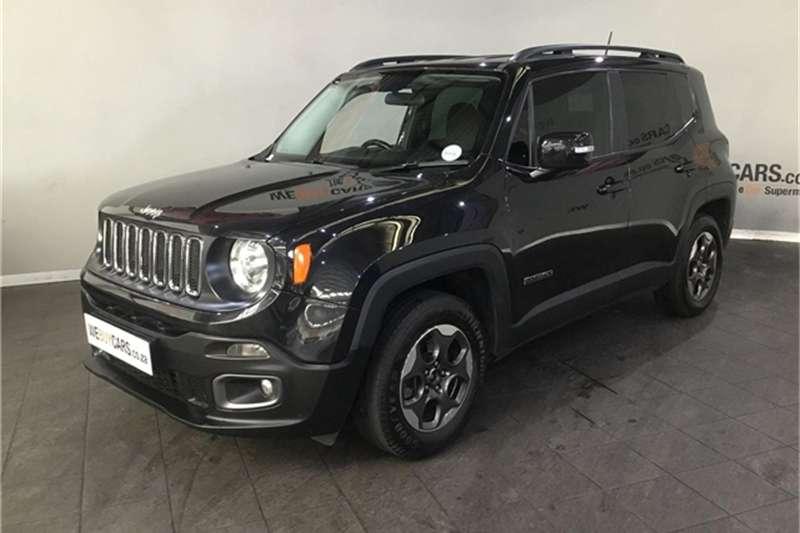2017 Jeep Renegade 1.6L Longitude