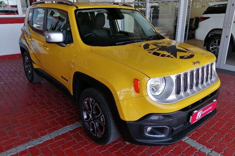 2015 Jeep Renegade RENEGADE 1.4 TJET LTD