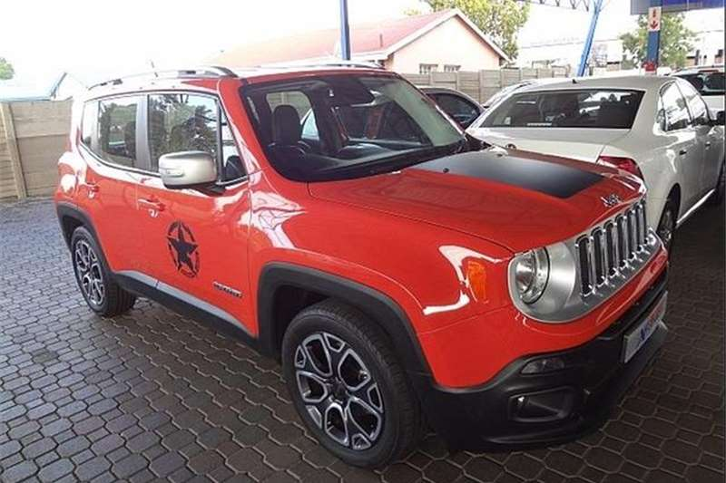 2015 Jeep Renegade 1.4L T Limited