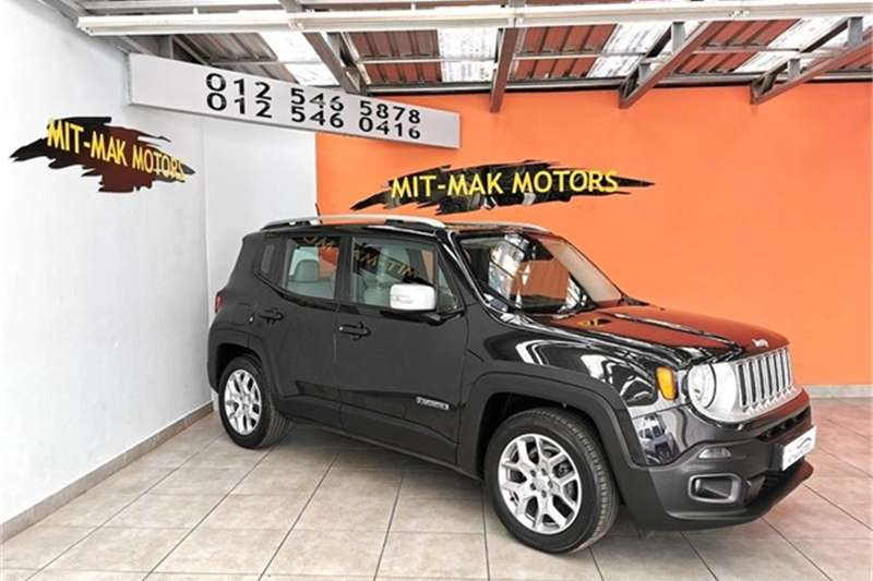 2016 Jeep Renegade 1.6L Multijet Limited
