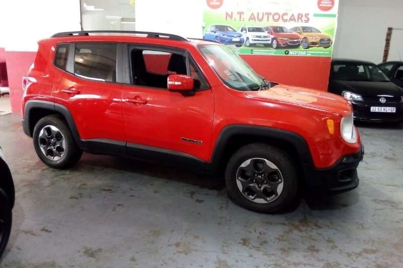 2017 Jeep Renegade 1.4L T Limited Launch Edition