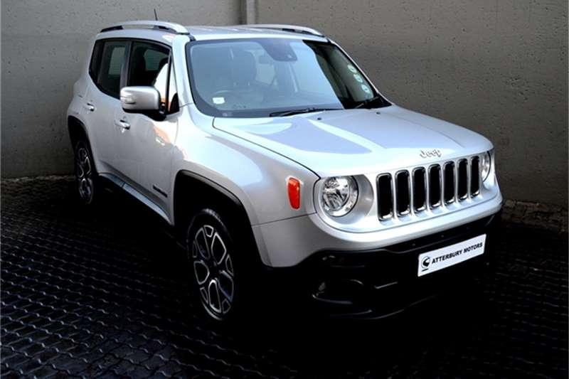 2015 Jeep Renegade 1.4L T Limited