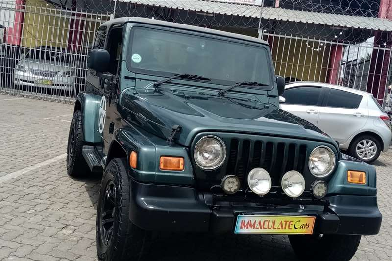 2003 Jeep Sahara