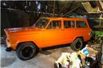 Jeep Wagoneer 1962