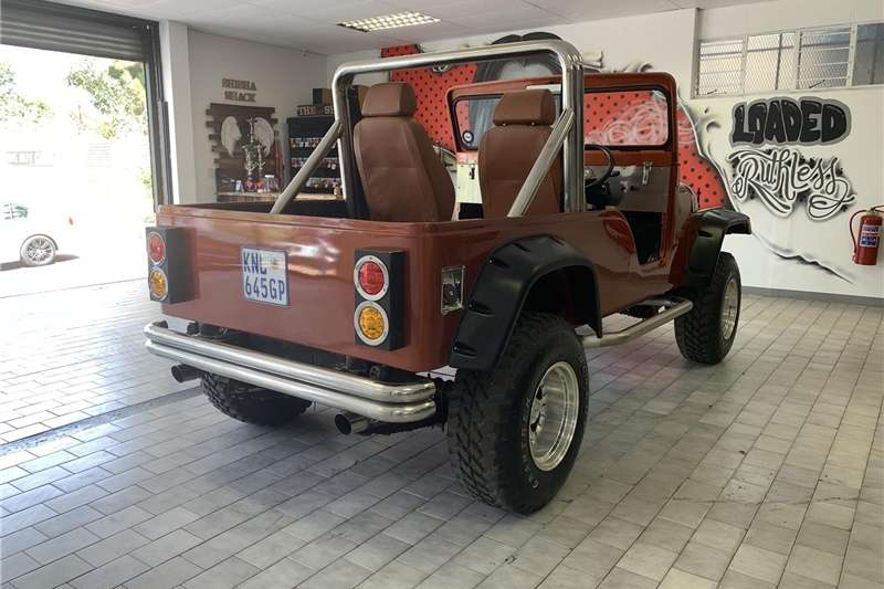 Jeep Willys 1964