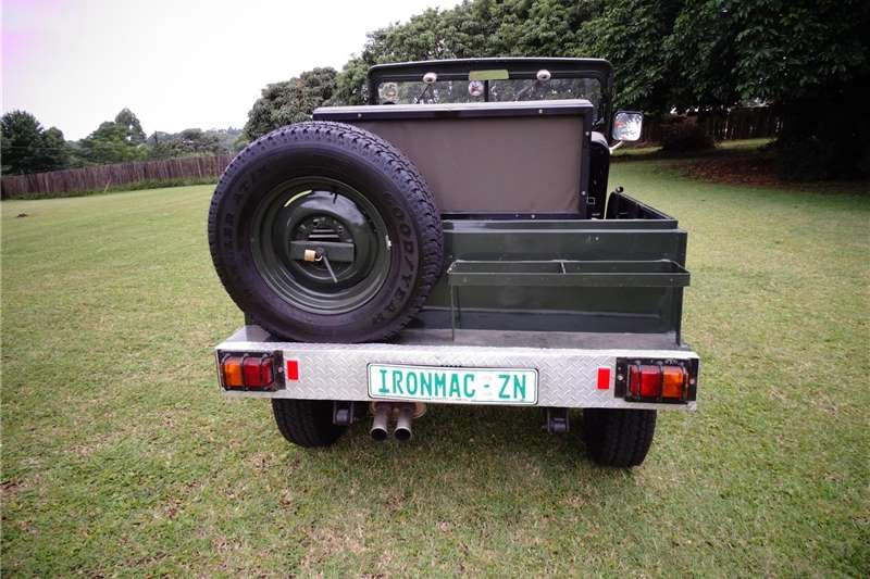 Jeep Willys 1965