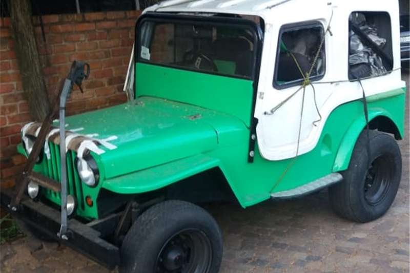 Jeep Willys 2000