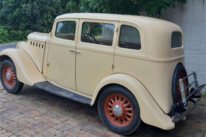 Jeep Willys 77 Sedan 1936