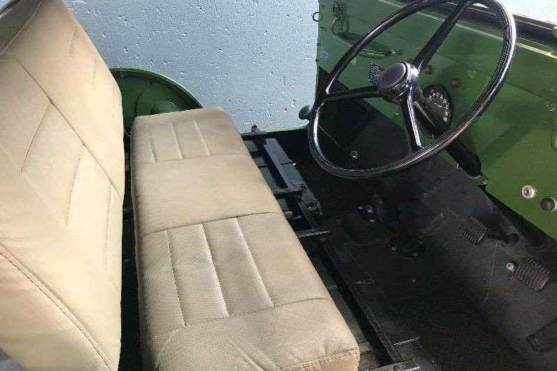 Jeep Willys CJ6 1954