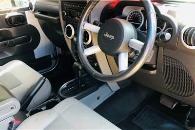 2007 Jeep Wrangler Wrangler 2.8CRD Sahara