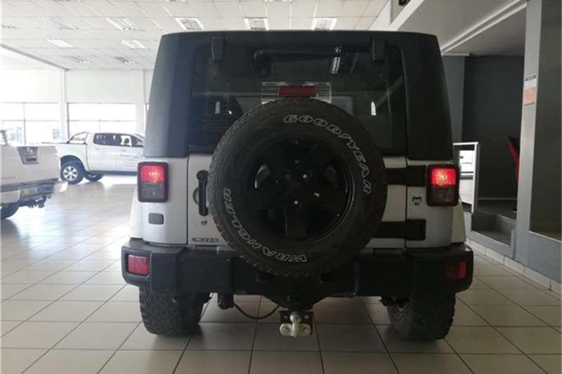 Jeep Wrangler 2.8CRD Sahara 2008