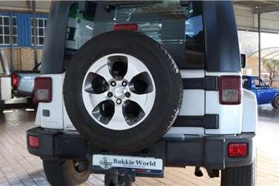 Used 2008 Jeep Wrangler 2.8CRD Sahara