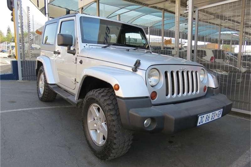 Jeep Wrangler 2.8CRD Sahara 2009