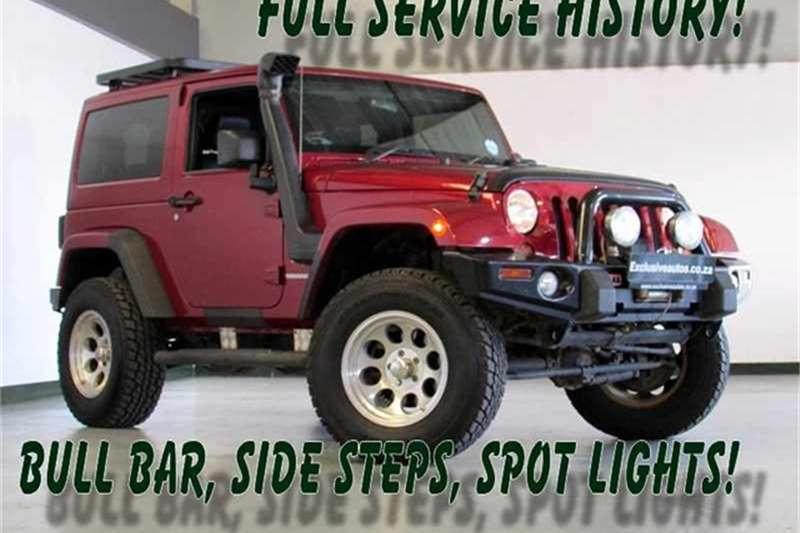 Jeep Wrangler 2.8CRD Sahara 2012