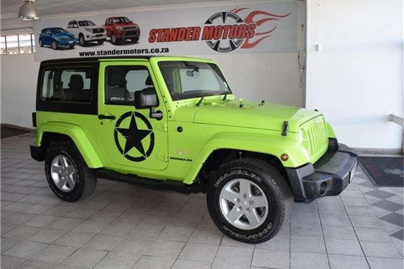 Jeep Wrangler 2.8CRD Sahara 2013