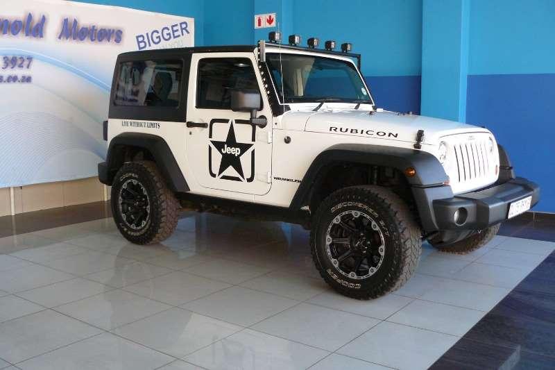 Jeep Wrangler 3.6 2DR 2013