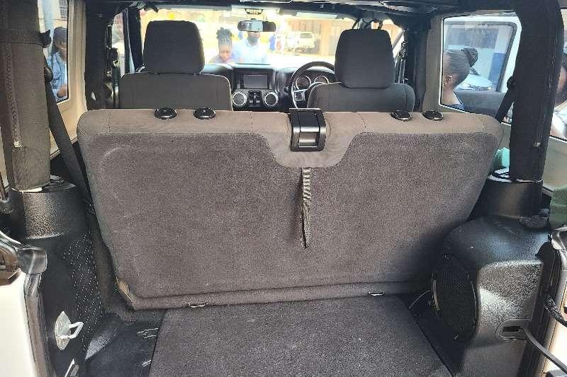 Used 2012 Jeep Wrangler 3.6L Polar Edition