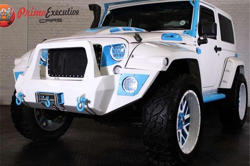 Jeep Wrangler 3.6L Rubicon 2012