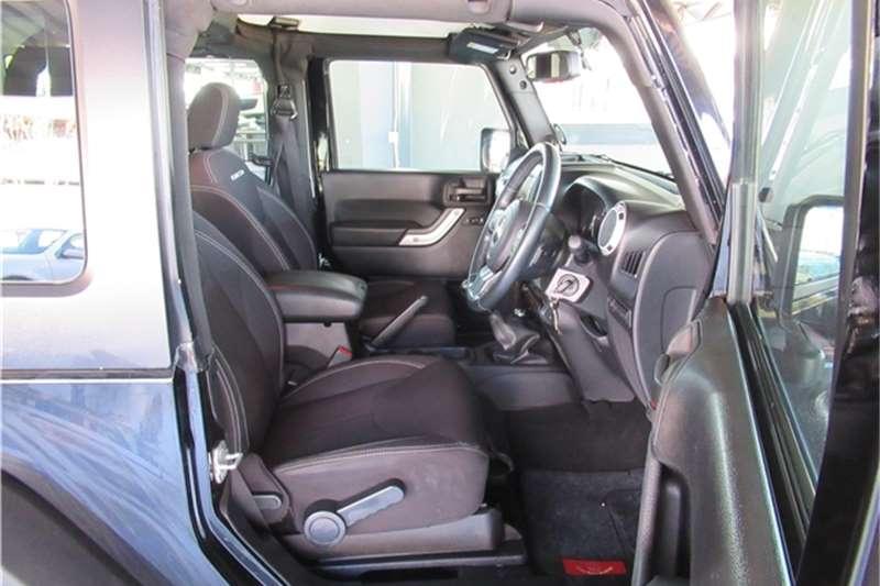 Jeep Wrangler 3.6L Rubicon 2014