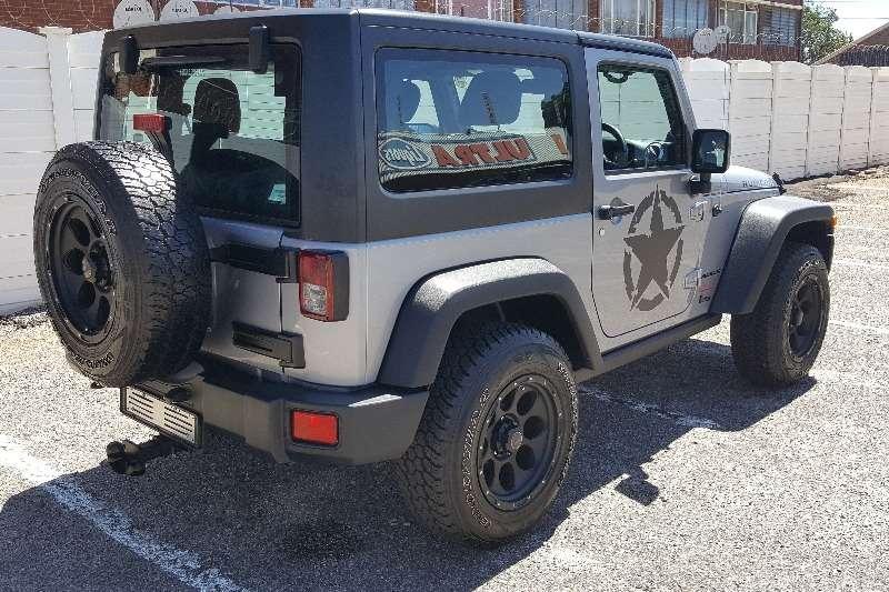 Jeep Wrangler 3.6L Rubicon 2015