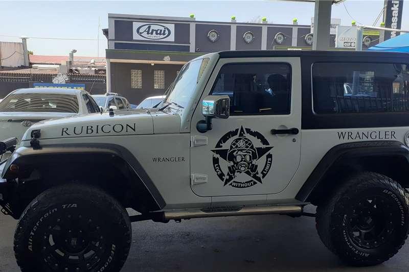 Used 2012 Jeep Wrangler 3.6L Rubicon X