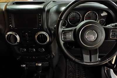 Jeep Wrangler 3.6L Sahara 2012