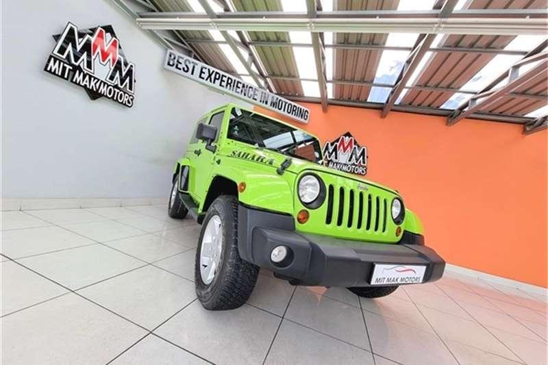 Used 2013 Jeep Wrangler 3.6L Sahara
