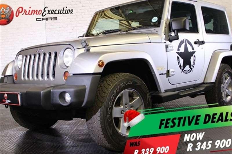Jeep Wrangler 3.6L Sahara 2014