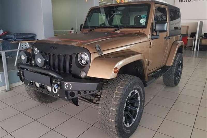 Jeep Wrangler 3.6L Sahara 2016