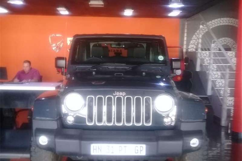 Jeep Wrangler 3.6L Sahara 2018