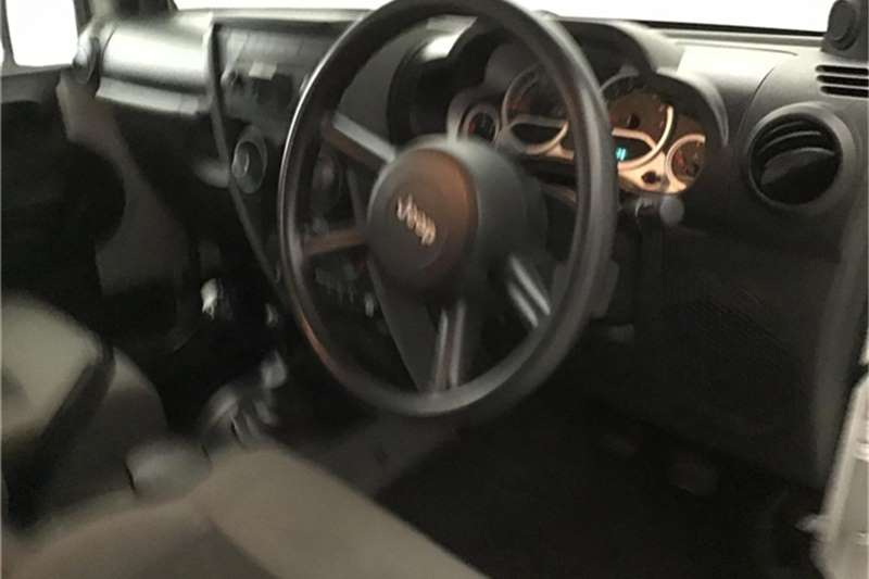 Jeep Wrangler 3.8 Highsport 2010