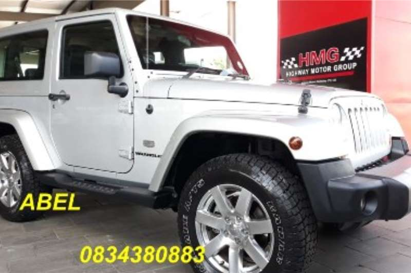 Jeep Wrangler 3.8L 70th Anniversary Edition 2011