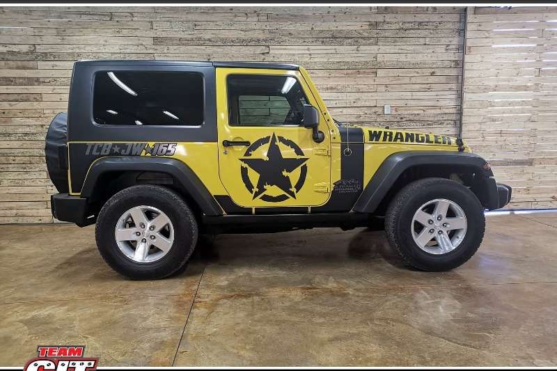 Jeep Wrangler 3.8L Rubicon 2007