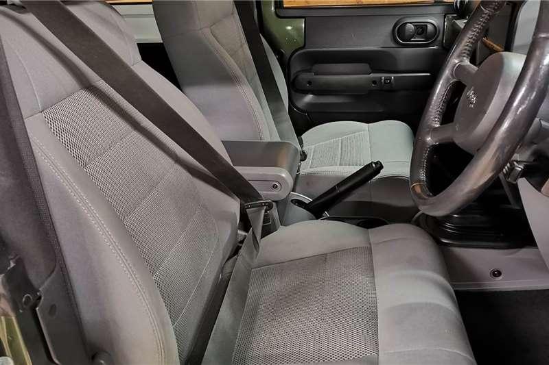 Jeep Wrangler 3.8L Rubicon 2008